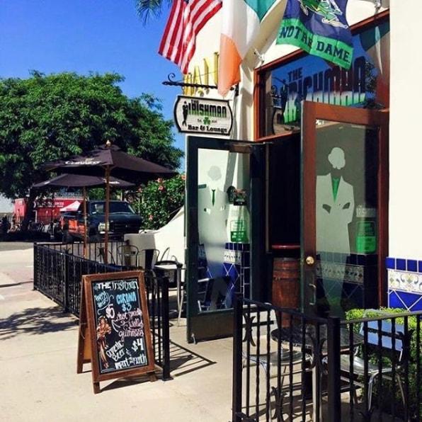 Huntington Beach Irish bar and Pub