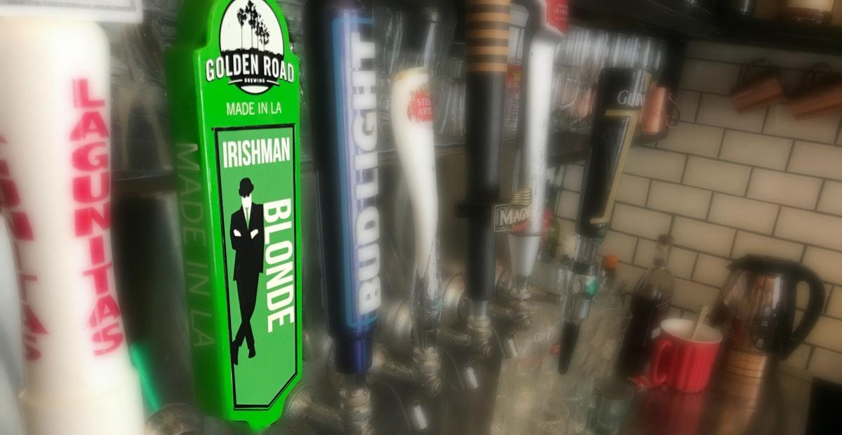 Irish Bar Orange County