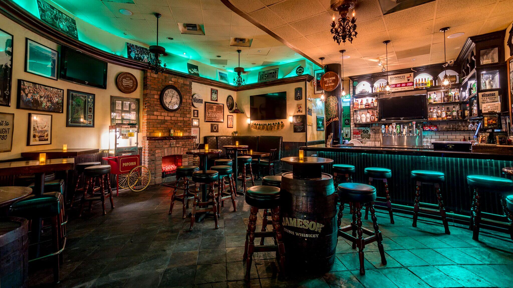 Irish Bar In Huntington Beach California